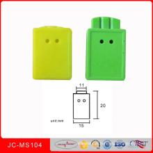 Jcms-104insert Presione el sello transparente de las cajas del medidor