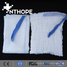 Medizinische Gaze aus 100% Baumwolle, ideal für Patientenbedürfnisse