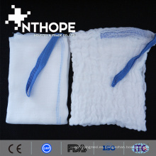 La vuelta de gasa médica 100% algodón ideal para las necesidades del paciente