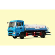 4X2 unidad Dayun camión de agua para 3-15 metros cúbicos