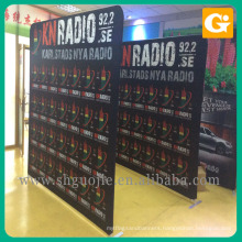 Professional Flex Pop Up Stand banner