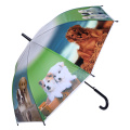 Cute Creative Animal Printing Kid/Children/Child Umbrella (SK-11)