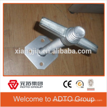 Galvanized and painted 4 Way U Head Screw Jack/shoring screw jack to africa