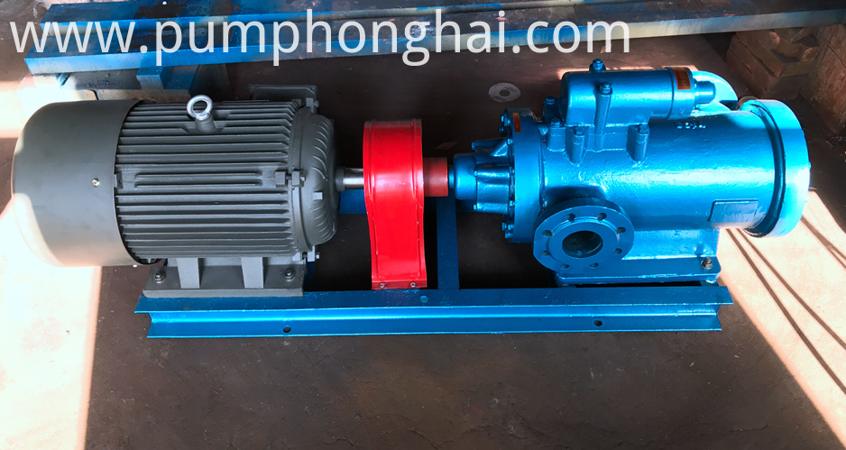 diesel fuel screw pump