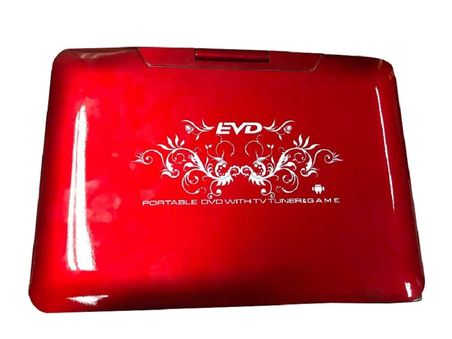 Portable Dvd Player With Lcd Displajy