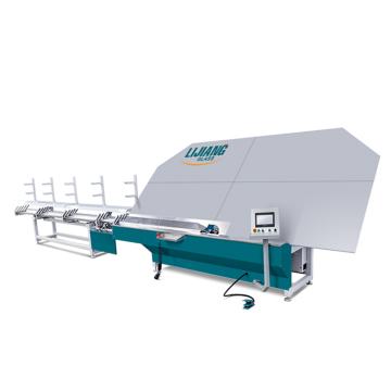 Machine à cintrer automatique d'entretoise de verre isolant