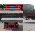 Dongfeng 6X4 Metering Truck With Crane