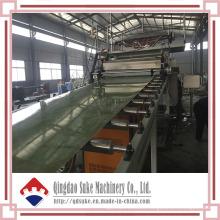 PVC-Marmorplatten-Produktions-Verdrängungs-Maschinen-Linie