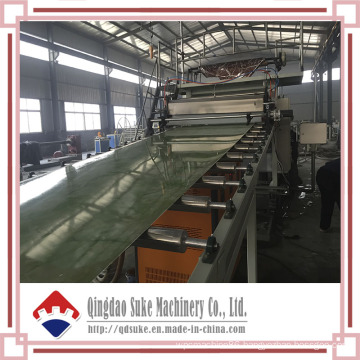 PVC Marble Sheet Production Extrusion Machine Line