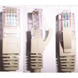 Snag Free Cat5e/CAT6 Patch Cord Cable (Mold Type C) (SH-N7009)