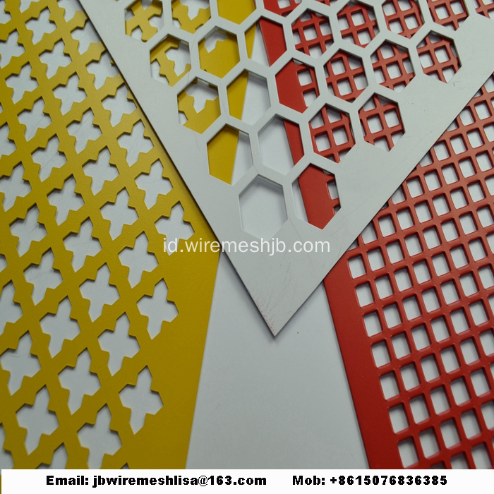 Galvanis Perforated Metal Mesh
