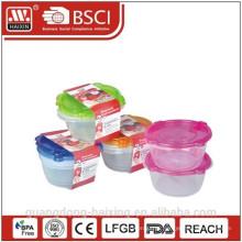 Comida de microondas plástico recipiente 1.5L(1pc)