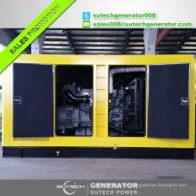 350kva diesel generator set price powered by UK engine 2206C-E13TAG2