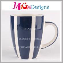 Taza de cerámica de moda de la fabricación de China
