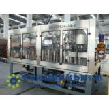 whiskey vodka filling capping machine