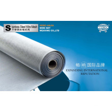 S. S. 304 Woven Wire Filter Netting