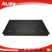 Double Burner Cookware of Home Appliance, Kitchenware, Infrared Heater, Stove, (SM-DIC09)