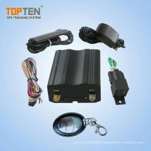 Tracking Vehicle with PC Software Solution, Phone Tracking, GPS GPRS Fleet (TK103-KW)