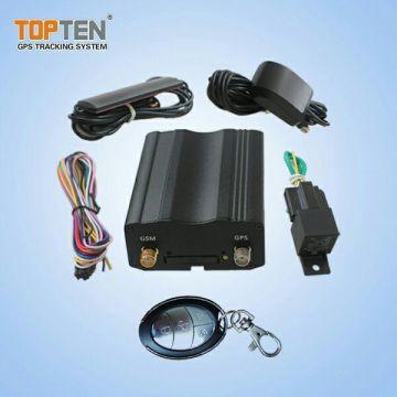 GPRS Tracking Online для автомобилей и грузовиков (TK103-KW)