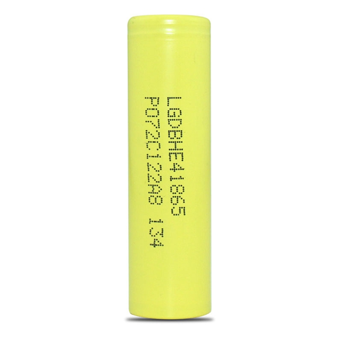 LG HE4 2500mah Rechargeable Li-ion Battery