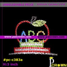 Ab apple cake christmas pageants tiaras crowns