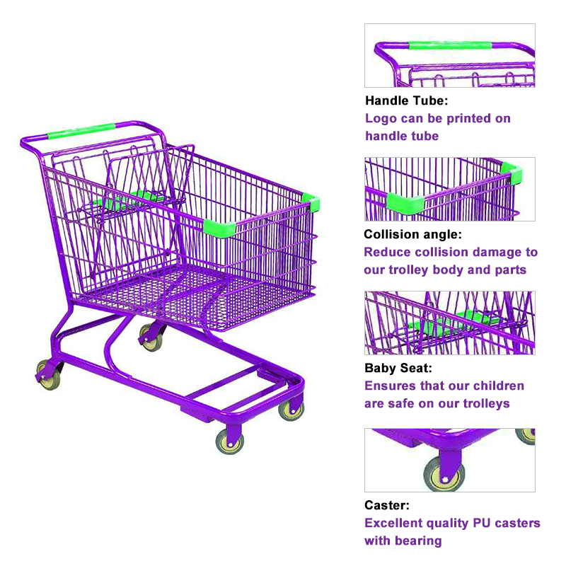 american style cart