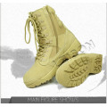 Military Boots of Cowhide Full Grain Leather /Suitable for Any Time