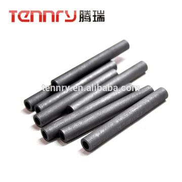 High Temperature Resistance Graphite Tube For Aluminum Liquid