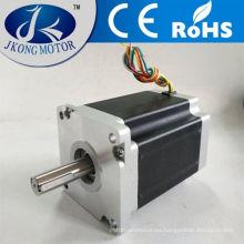 Máquina CNC híbrida 110mm nema 42 / nema 43 motor paso a paso alto par 21 Nm 3000oz-en 1.8 grado cuadrado