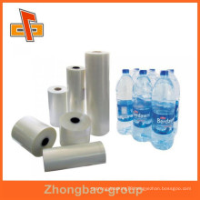 Guangzhou factory sales plastic heat shrink pvc shrink wrapping film