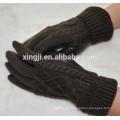 guantes de piel de oveja