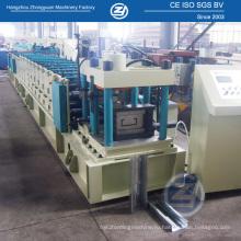 Профилегибочная машина для производства стальных рулонов с C-образной обрешеткой