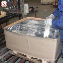 DIN En10202 Standard Aerosol Cans Lids Used 2.8/2.8gsm Tin Coating Electrolytic Tinplate Sheets