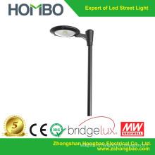 Высокое качество IP65 Водонепроницаемый светодиодный сад свет 20W ~ 50W Супер яркий светодиодный наружный светильник 5 лет гарантии алюминий светодиодный свет
