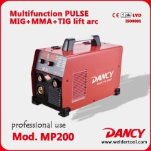 Advanced Metal Inert Gas (MIG) Welding 200amps