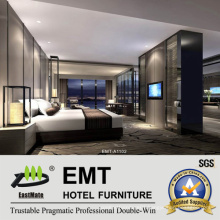 Luxurious Hotel Bedroom Furniture (EMT-A1102)