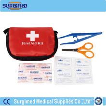 Medizinisches Erste-Hilfe-Set für die häusliche Pflege