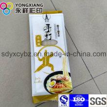 Side Gusset Food Plastic Packaging Bag for Noodles