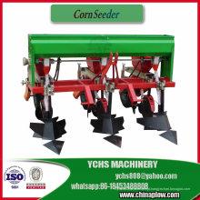 Trator de máquina agrícola montado 3 plantador de milho de linhas