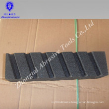 groove resin bond metal grinding carborundum oil stone for machine