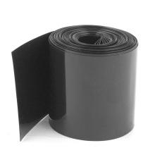 Batterie flexible de tube de rétrécissement de la chaleur de PVC flexible écologique