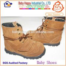 Alibaba Китай новые моды ковбой зимой обувь для детей