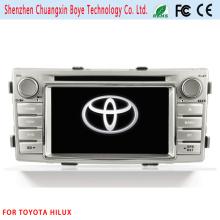 Sistema de entretenimiento de 2 DIN DIN para Toyota Hilux