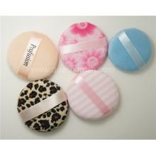 Custom Baby Powder Puff Skin Care Make up Cosmetic Puff
