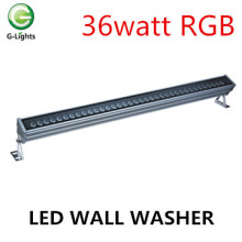 Longue durée de vie 36watt Outdoor LED Wall Washer Light