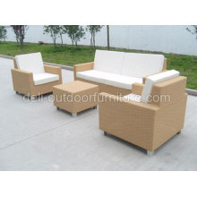 Meubles en osier Set canapé Design moderne