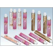 aluminium collapsible tube for hair dye, hair color