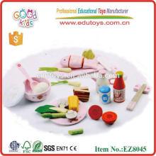 Juguetes para niños Madera Almuerzo chino