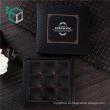 Material de papel y uso industrial de alimentos caja de macaron personalizada