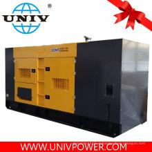 China Gerador diesel silencioso do motor de Yto (UT300E)